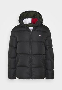 Tommy Jeans - TJM ESSENTIAL DOWN JACKET - Untuvatakki - black - 5