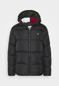 TJM ESSENTIAL DOWN JACKET - Down jacket - black