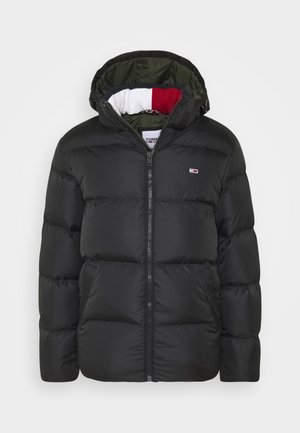 TJM ESSENTIAL DOWN JACKET - Kurtka puchowa - black
