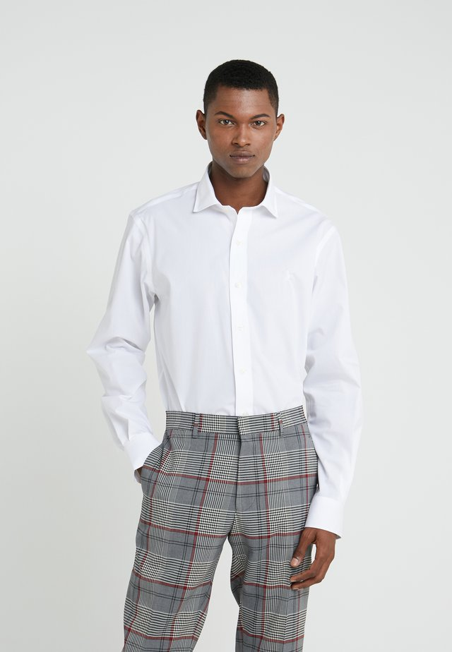 EASYCARE STRETCH ICONS - Formal shirt - white
