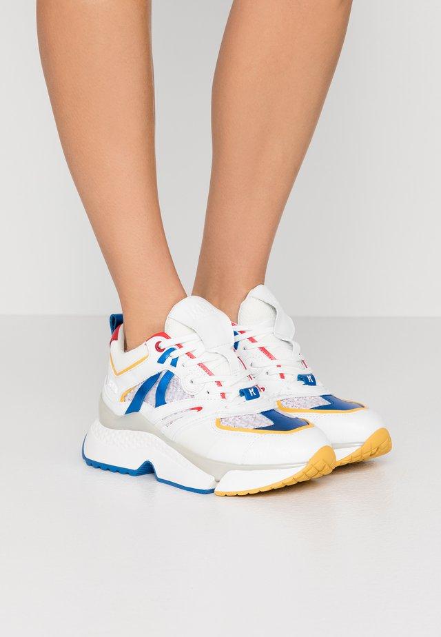 AVENTUR DELTA MIX - Sneakers - white/multicolor