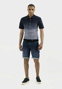 camel active - Denim shorts - dark blue - 1