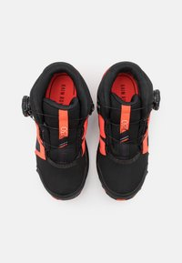 adidas Performance - TERREX BOA MID R.RDY UNISEX - Trekingové boty - core black/footwear white/solar red - 3