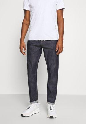 CARROT FIT - Slim fit -farkut - blue