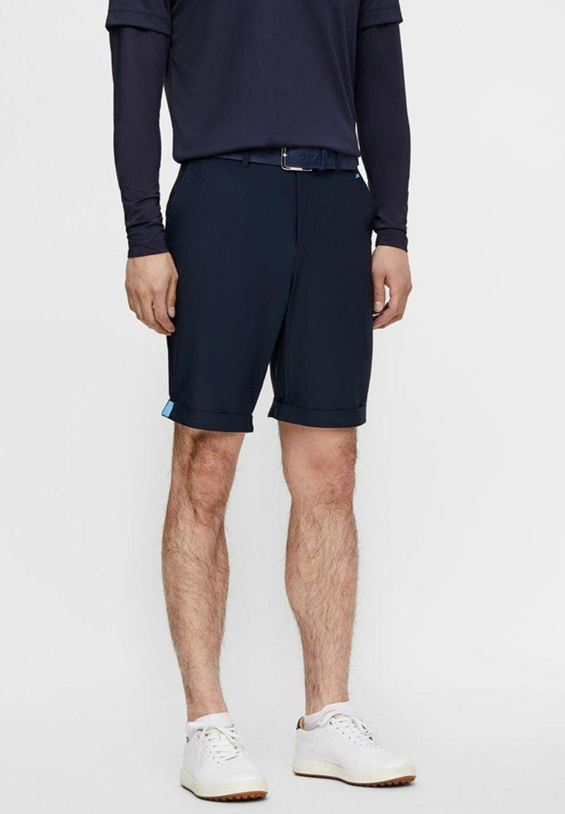 J.LINDEBERG - Sports shorts - jl navy