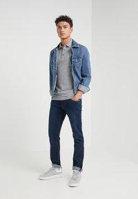 BOSS - PASSENGER  - Polo shirt - grey melange - 1
