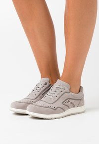 Tamaris Pure Relax - LACE UP - Sneakers laag - stone - 0