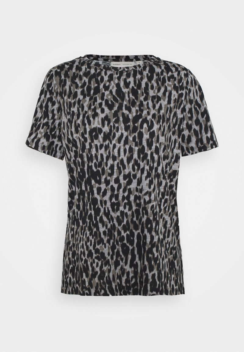 InWear - ALMA - Print T-shirt - ash grey