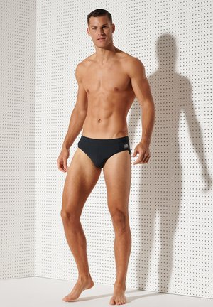 Swimming briefs - black