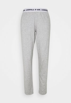 PYJAMA PANTS - Pyjama bottoms - heather grey