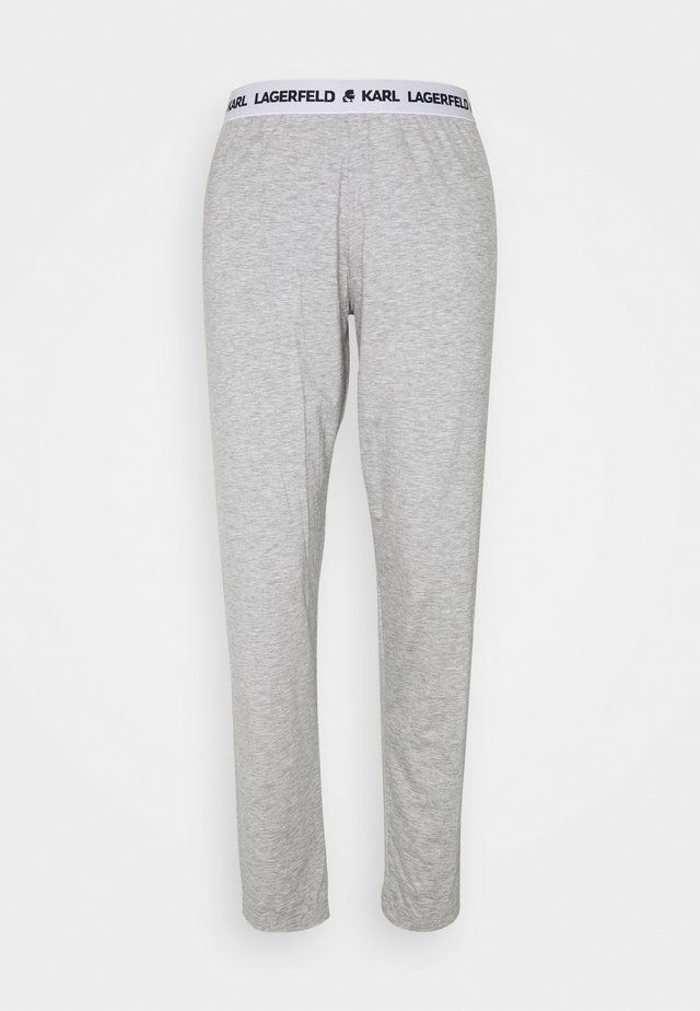 PYJAMA PANTS - Pyjamabroek - heather grey