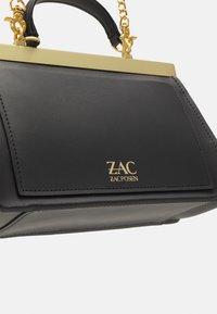 ZAC Zac Posen - FRAME MINI SATCHEL - Handbag - black - 6