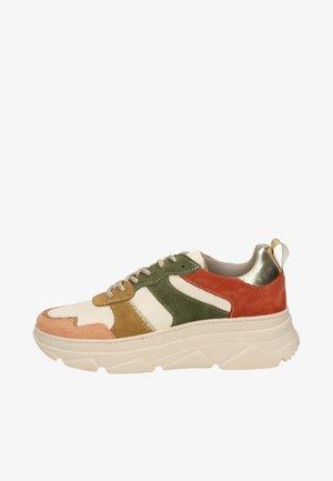 POELMAN DAMES  - Sneakers laag - bruin