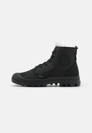 PAMPA HI PILOT UNISEX - Lace-up ankle boots - black