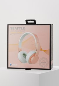 Urbanista - SEATTLE BLUETOOTH - Høretelefoner - rose gold/pink - 4
