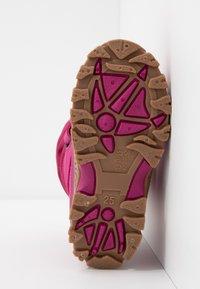Lurchi - FINN - Winter boots - burgundy - 5