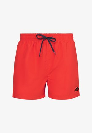 Swimming shorts - red/navy