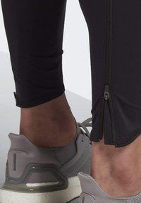 adidas Performance - SATURDAY LONG TIGHTS - Legging - black - 4