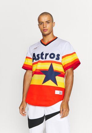 MLB HOUSTON ASTROS OFFICIAL COOPERSTOWN  - Club wear - white
