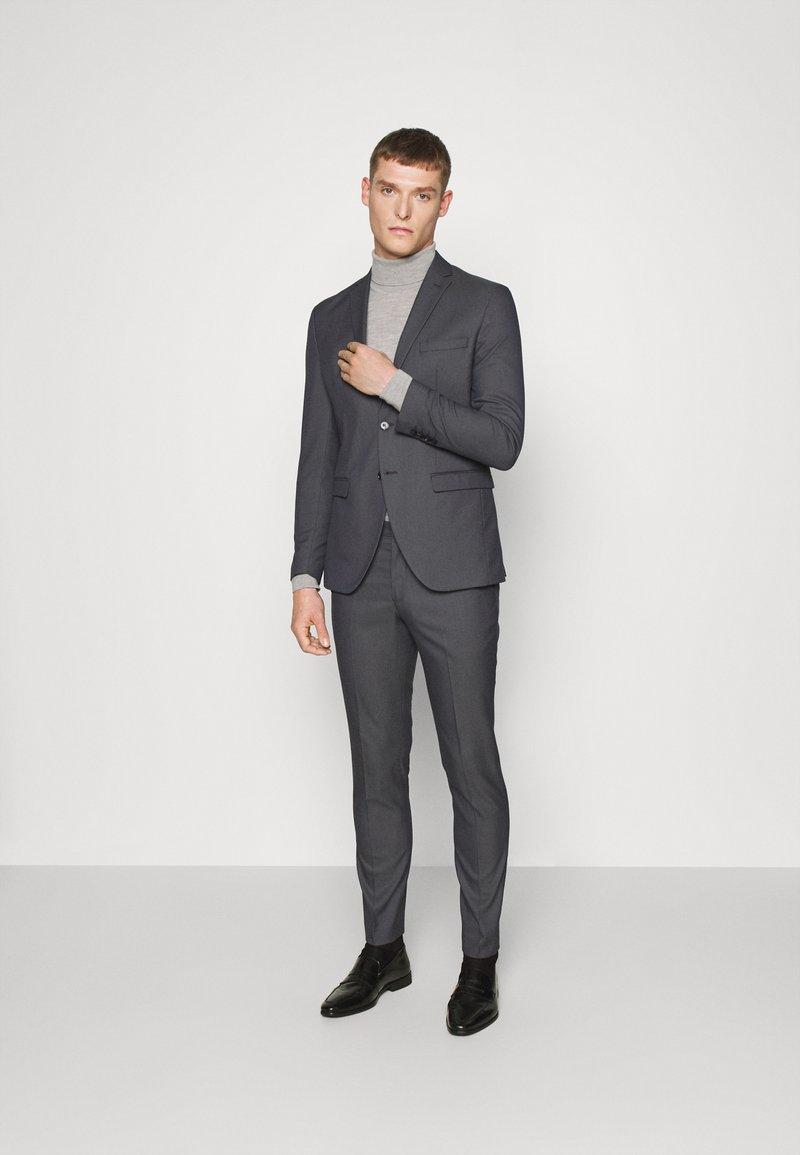 Selected Homme - SLHSLIM-MYLOLOGAN  - Anzug - dark grey
