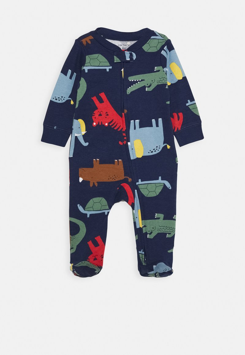 Carter's - ANIMAL - Pyjama - navy