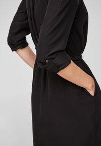 s.Oliver - Shirt dress - black - 5