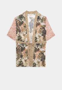 Cream - CRANOPO KIMONO - Summer jacket - brown - 0