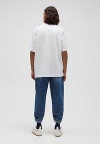 PULL&BEAR - T-shirt - bas - white - 2