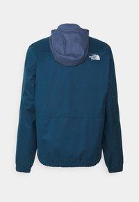 The North Face - FARSIDE JACKET - Hardshellová bunda - vintage indigo - 1