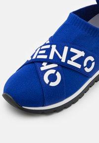 KENZO kids - SHOES - Sneakers laag - blue - 5