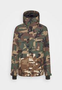 Billabong - ADVERSARY - Snowboard jacket - woodland - 5