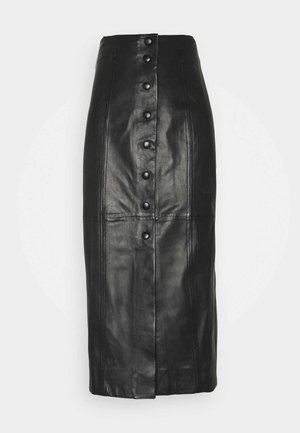 WOMENS SKIRT - Pencil skirt - black