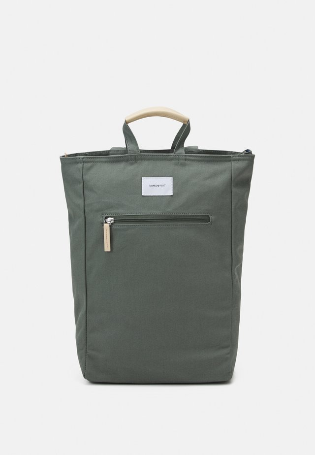 TONY UNISEX - Ryggsäck - dusty green