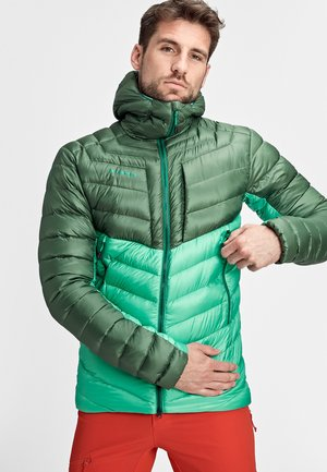 BROAD PEAK  - Winterjacke - deep emerald-woods