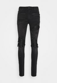 AMICCI - MILAZZO  - Jeans Tapered Fit - black - 5