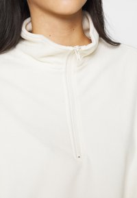 Monki - Fleece jumper - beige - 5