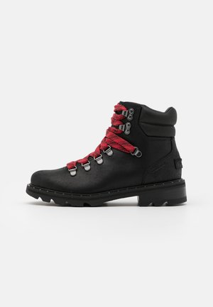 LENNOX HIKER - Veterboots - black