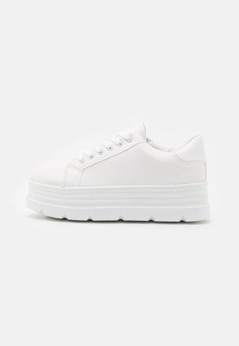VEGAN - Zapatillas - white