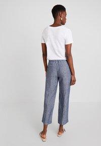 Opus - MARITTA - Trousers - simply blue - 2
