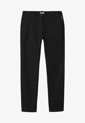MERIDIAN - Trousers - black