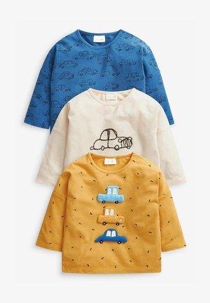 3 PACK  - Langærmede T-shirts - multi coloured