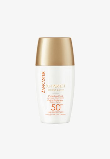 SUN PERFECT PERFECTING FLUID FACE SPF 50