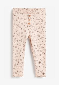 Next - DITSY - Leggings - Trousers - light pink - 0