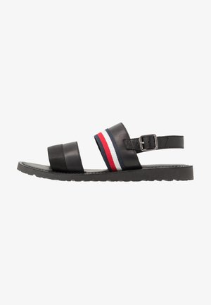 CORPORATE STRAP - Sandály - black