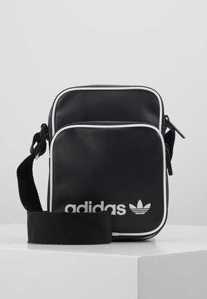 VINT MINI BAG - Skuldertasker - black