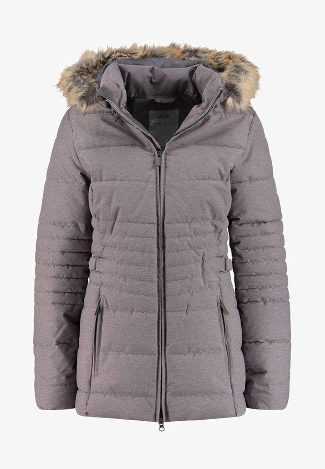DAMEN POWAQA - Winter coat - purple