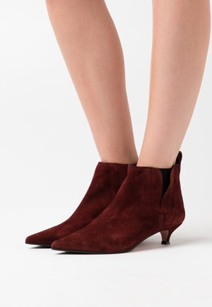 SAMMY - Ankle boots - chatagne