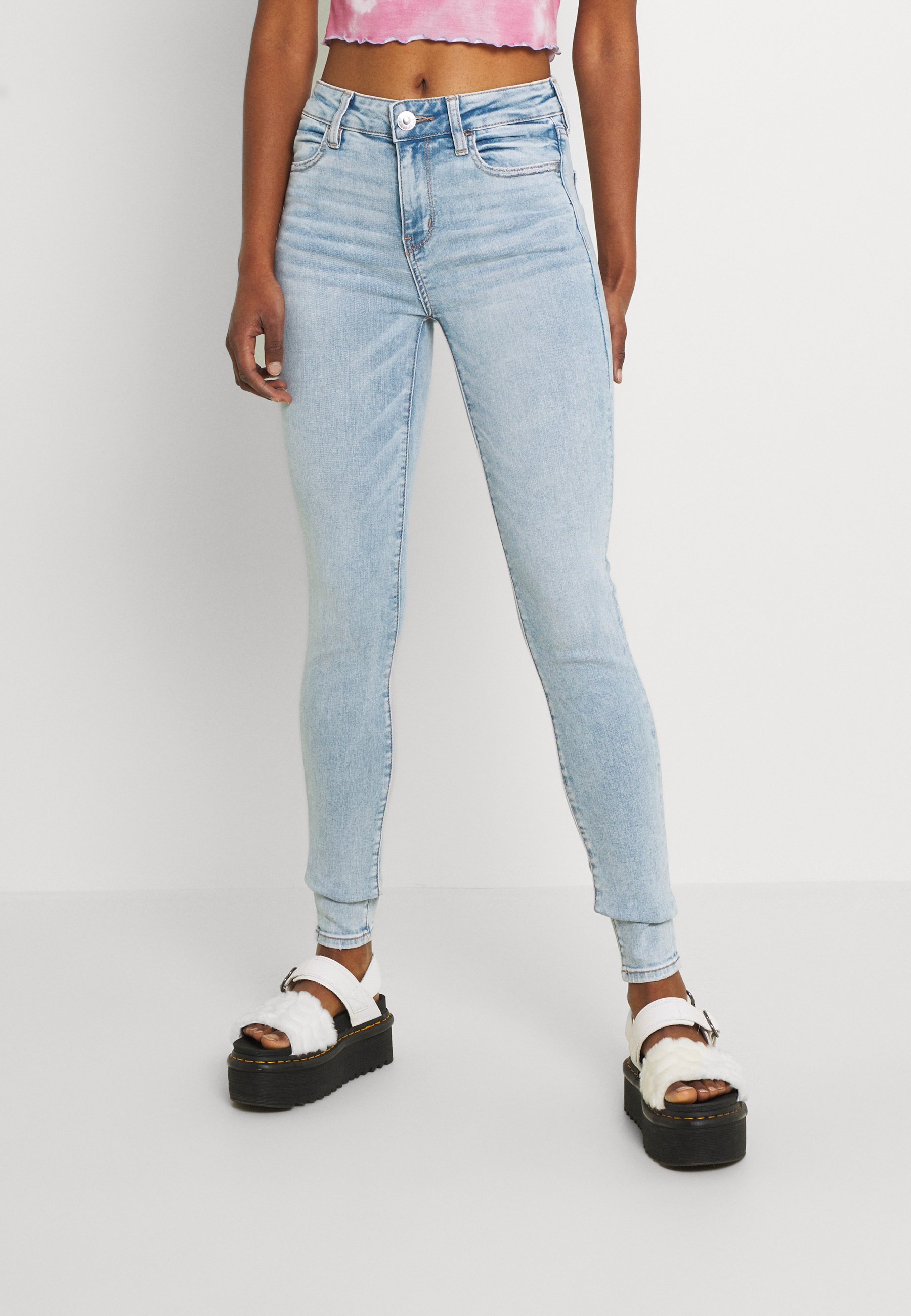 Women HI RISE - Jeans Tapered Fit