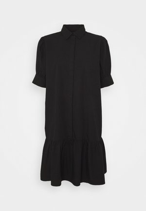 FREYIE ALISE SHIRTDRESS - Shirt dress - black