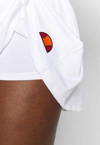 Ellesse - TRIONFO - Sports skirt - white - 4
